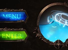 Fantasy UI & HUD